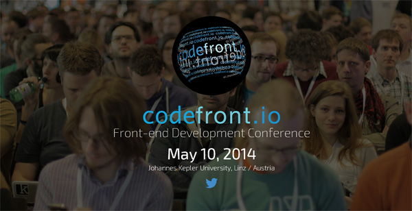 Codefront.io - a conference at Linz, Austria