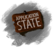 Application state
